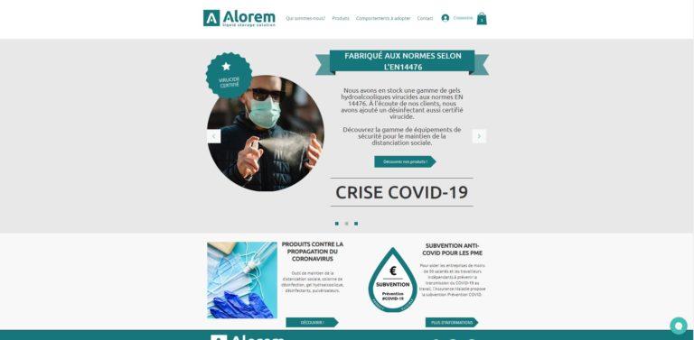 site-e-commerce-alorem
